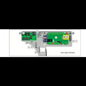 Kretskort relä EcoAir 415 3X400V