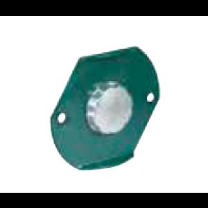 Pl Lock Fos Kpl Grön V-25