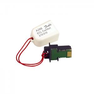 Danfoss ECL-nyckel A266, best.nr. 087H3800