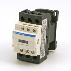 Contactor LC1D25P7 25A 11kW