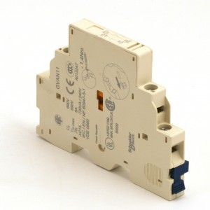 Auxiliary contact block GV2-AN11