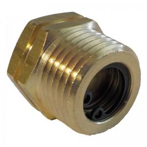 088. Check valve for gauge Dn 15
