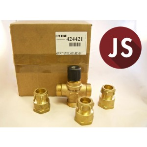 043. Shunt valve kit for 301/401 and EVC