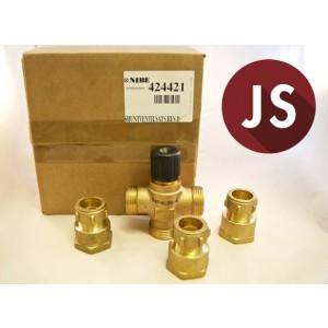 043. Shunt valve kit for 301/401 and EVC