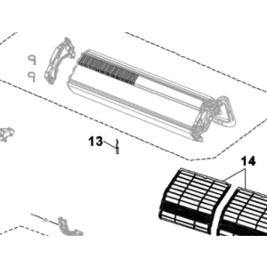 Sensors to capacitor on JHR N / KHR-N / PHR-S N / EHP