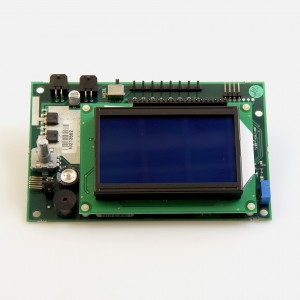 Display Card Rego 800 loaded