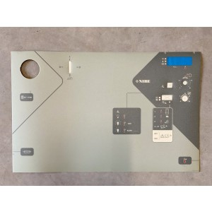 110. Panel plate F 310 P / 410-P Grey