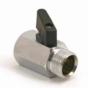 """016D. Ball valve 1/2"""" R15 8,547,416 I / O"""