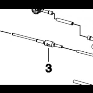 "015C. Check valve NRV 6 S 1/4"""