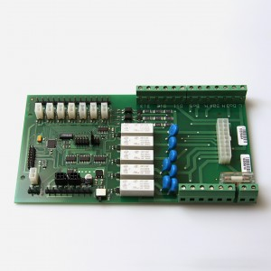Terminal-Relay Card 800