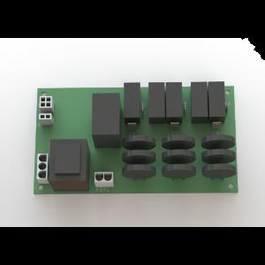 PCB ks soft start 3x400V