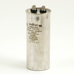 Operating capacitor 60 uF