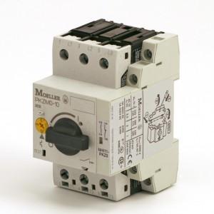 003B. Motorskyddsbr. + PKZM0-10 block