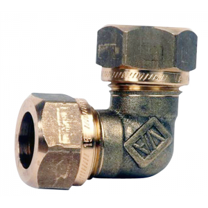 Vatette Vinkel 28mm VA1139 Klämringskoppling.