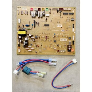 Controller card with cables for Nibe F2040/AMS10-8A
