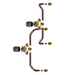 Shuttle valve Kpl OA Ecozenit