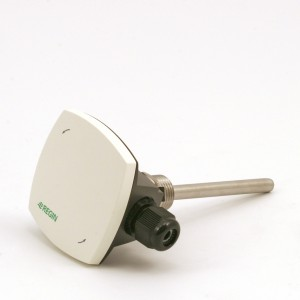 Immersion sensors with well PT1000