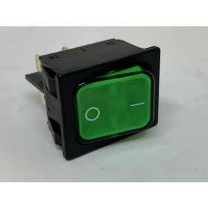Green Power Switch On / off