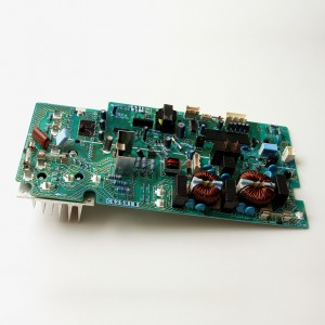 PCB to outdoor unit of Nordic Inverter 09DR-N