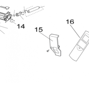 015. Cable / draft shield Nordic Inverter PRN / LRN
