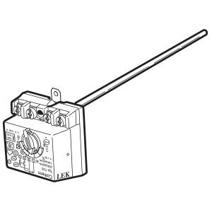 006. Thermostat limiter spare part
