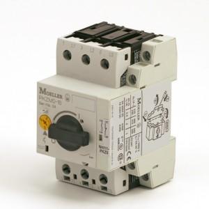 003B. Motorskyddsbr. + PKZM0-16 block
