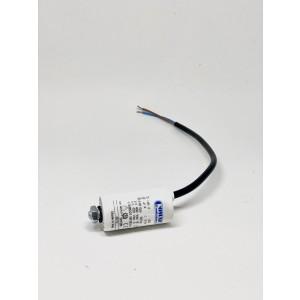 Fläktkondensator 450Vac/50Hz, 4μF, passande fläkt cz1113