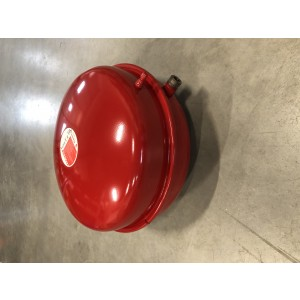 Expansion wessel 18 L Flamco, Red