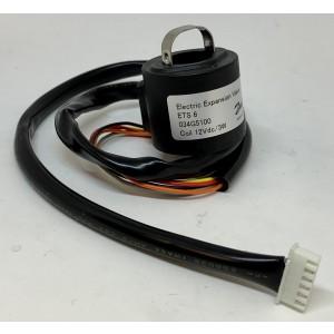 Electronic expansion valve motor