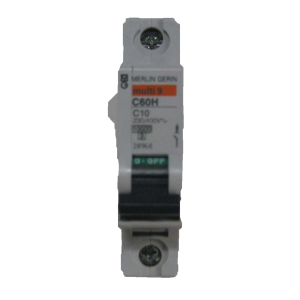 Circuit breaker 10A 1-pole 10kA