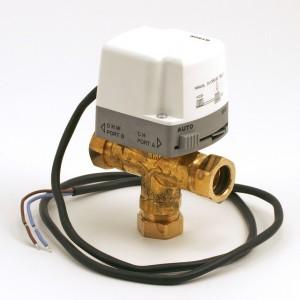 Motor valve L = 1.2m