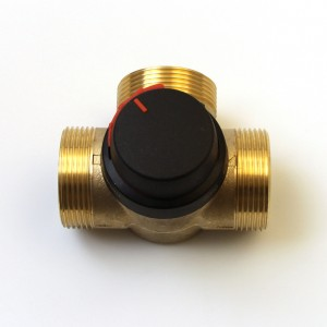 Shunt valve DN32