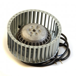 Fan Motor v-propelled 165 w