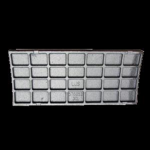 Burn plate Molded V 30/35