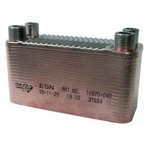Heat exchanger 7904-