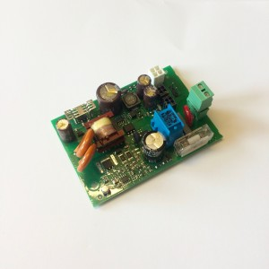 006b. Power supply 12V + 15V SMPS