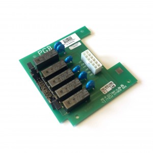 009B. PGB I / O cards SP