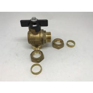 045. Ball valve angle 22x22