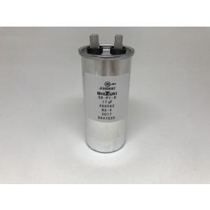 028. Operating capacitor, compressor