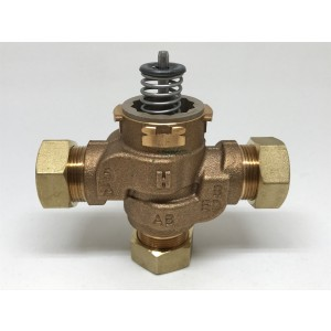 062. Shuttle valve, Honeywell