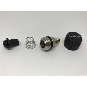 022. Filling valve inlet water