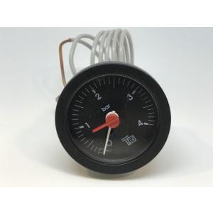 042. Pressure gauge, boiler 0-4 Bar