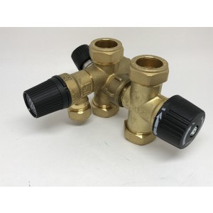 079. Valve Collars with safety valve