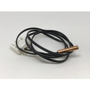 088. Temperature sensor, heating medium flow