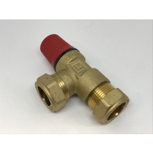 052. Safety valve 1,5bar Res.d