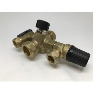 09. Cold water fixtures kpl 9 bar