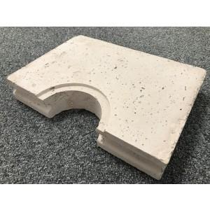 088. Rear Ceramic Vedex 1000