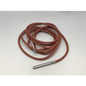 Temperature sensor L = 2430 KTY10-7 No. 7