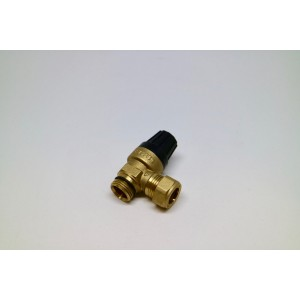 052. Safety valve 3,0bar Res.d