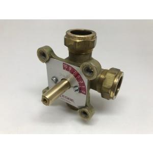 043. 3-way mixing valve Esbe